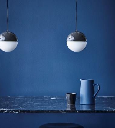 Macaroon Pendant Lamp 16 cm Dark Grey