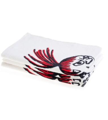 Ręcznik do rąk Muminki Mała Mi 30x50 Biały