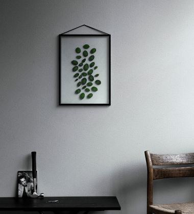 Ramka wisząca A5 Frame 23x17 cm Czarne Aluminium