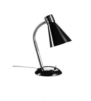 Lampa stołowa Lille H30 cm Czarna