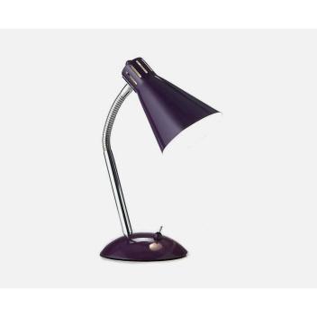 Lampa stołowa Lille H30 cm Śliwkowa