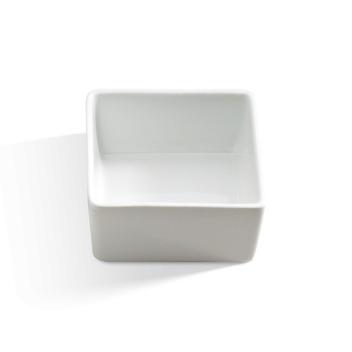 Pojemnik porcelanowy Universal DW533 5x9,5 Biały