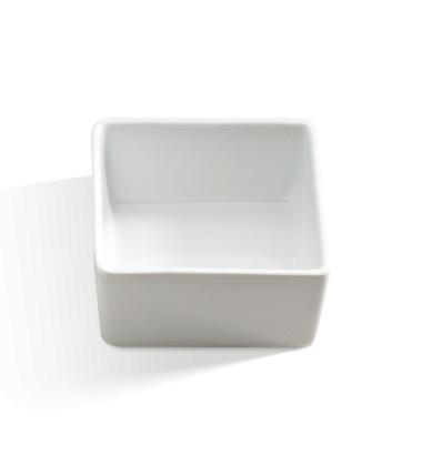 Pojemnik porcelanowy Universal D533 5x9,5 Biały