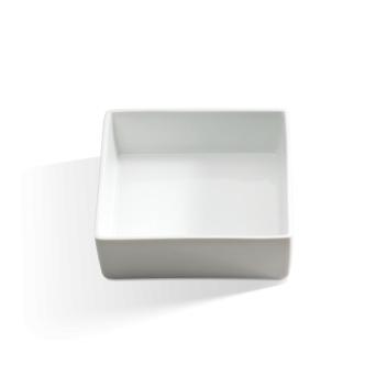 Pojemnik porcelanowy Universal DW605 Dish 2,5x6,5 Biały