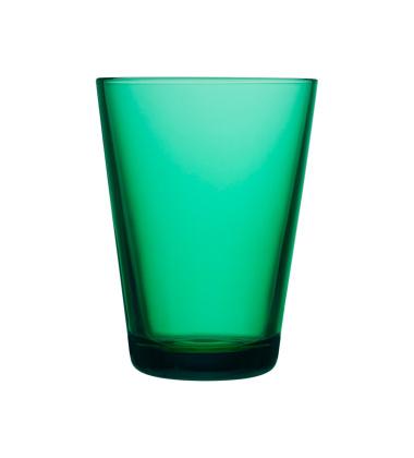 Szklanki Kartio 400 ml Set of 2 Szmaragdowe