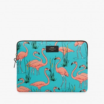 Etui na Laptopa 13-inch MacBook Pink Flamingos