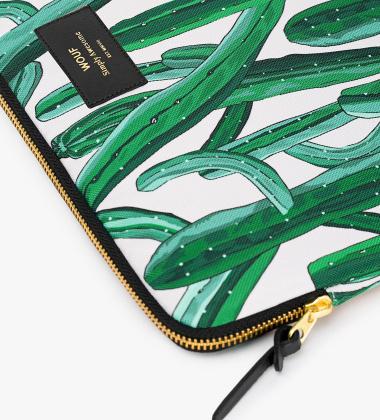 Etui na Laptopa 13-inch MacBook Wild Cactus