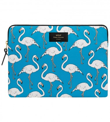 Etui na Laptopa 13-inch MacBook Flamingo