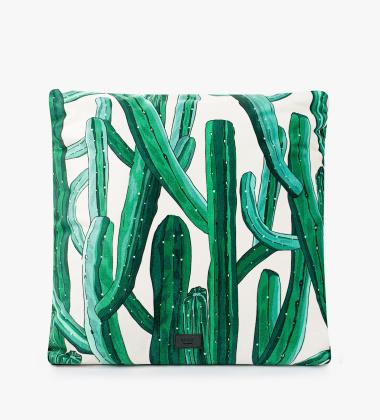 Poduszka welurowa 45x45 cm Wild Cactus
