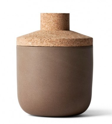 Norm Stoneware Jar Container 14 x 21,5 Large