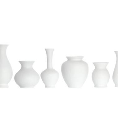 Komplet porcelanowych mini wazonów BLOSSOM Set 6