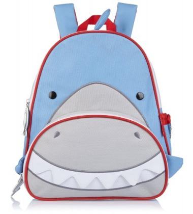 Plecak dziecięcy Zoo 28 x 31,5 x 10 Rekin