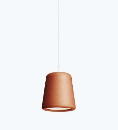 Lampa wisząca MATERIAL 13xH15 Terracotta