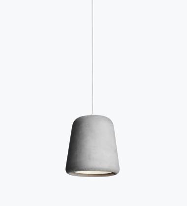 Lampa wisząca MATERIAL 13xH15 Light Grey Concrete