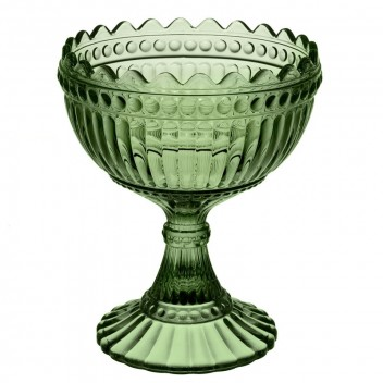 Pucharek Mari Bowl H15,5 cm Zielony