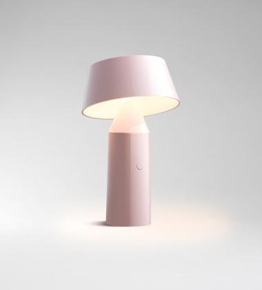 Lampa stołowa LED BICOCA Różowa