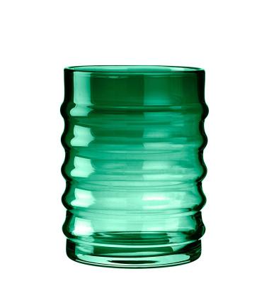 Wazon WILMA 15xH19,5 cm Zielony