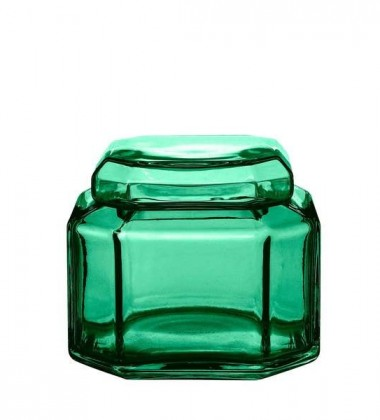 BRILLIANT Bon Bonniere H11 cm Zielona
