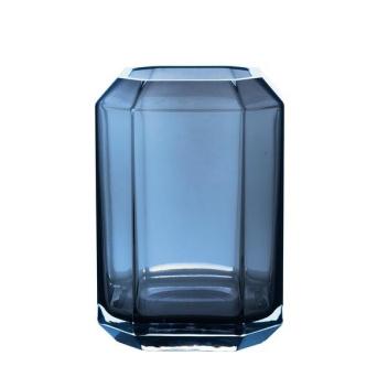 Wazon JEWEL 14x14xH20 Niebieski