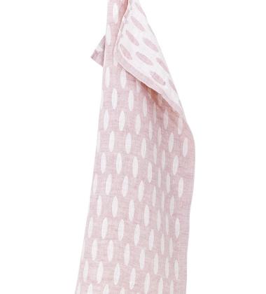 Ścierka kuchenna HELMI 48x70 Różowa