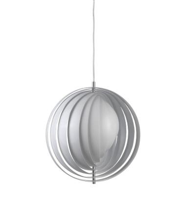 Lampa wisząca Moon 34 cm Biała EXPO