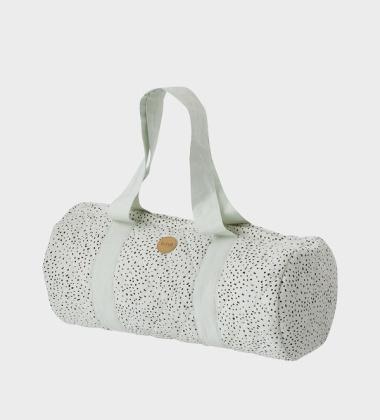 Torba DOT Duffel Bag 17x44 Miętowa