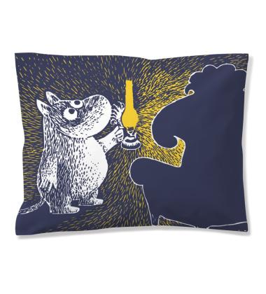 Poszewka na poduszkę 50x60 Moomin and The Ancestry