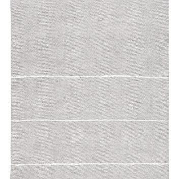 Obrus lniany KASTE 150x260 Lniano-Biały