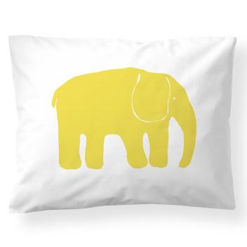 Poszewka na poduszkę 50x60 Elefantti Yellow