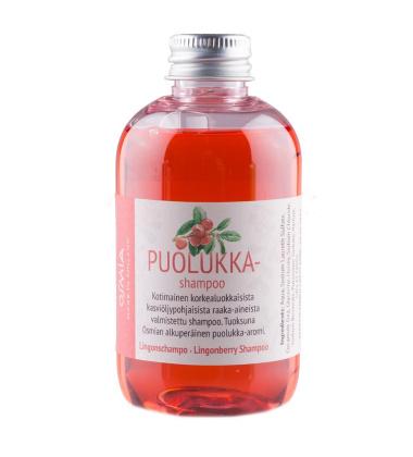 Szampon do włosów borówka leśna 100 ml Lingonberry