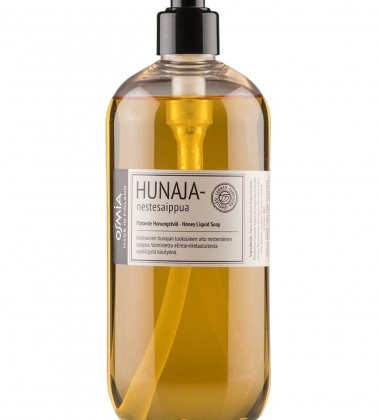 Mydło w płynie miodowe 500 ml Honey Natural