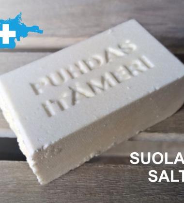 Słone mydło - Mydło z soli morskiej 115 g Baltic Sea Salt
