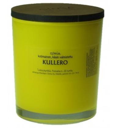 Świeca zapachowa JASKRY Globeflower KULLERO