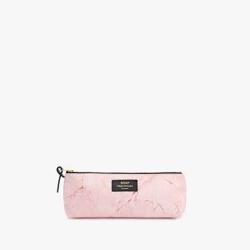 Piórnik Pencil Case PINK MARBLE Różowy Marmur