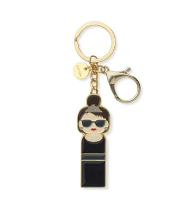 Brelok Keychain 6 cm AUDREY
