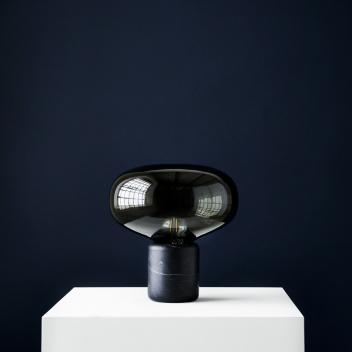 Lampa stołowa Karl-Johan Black Marquina