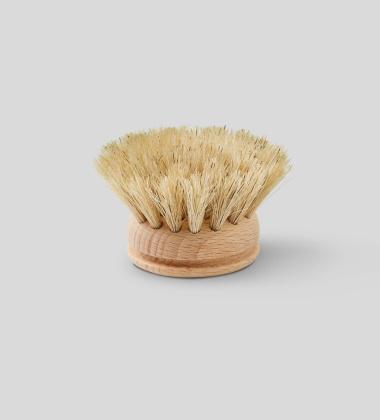 Drewniana szczotka do mycia naczyń DISH BRUSH EVERYDAY REFILL