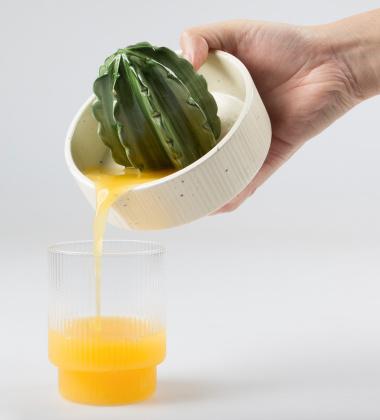 Ceramiczny wyciskacz do cytrusów SONORA WHITE Kaktus