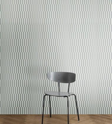 Tapeta z wzorem ARCH 53x1000 cm Miętowa