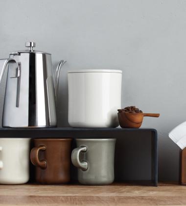 Ceramiczny kubek do kawy SLOW COFFEE STYLE 250 ml Brązowy