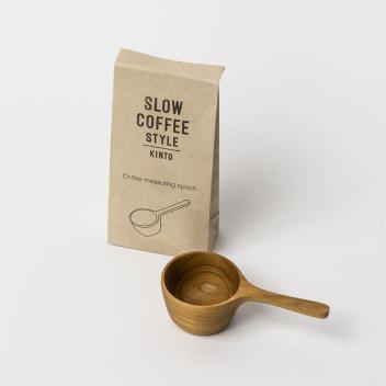 Drewniana miarka do kawy SLOW COFFEE STYLE Drewno Tekowe