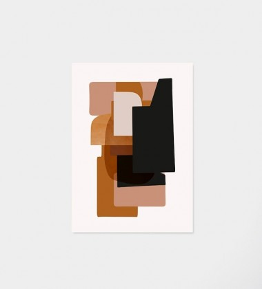 Poster 50x70 ABSTRACTION 3