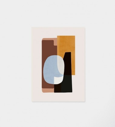 Poster 50x70 ABSTRACTION 1