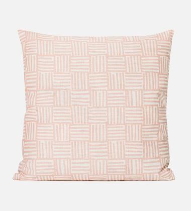 Poduszka Pelto Medium 50x50 Różowa