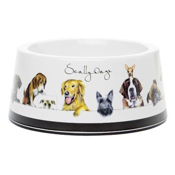 Miska duża dla psa z melaminy SCALLYWAGS Psy