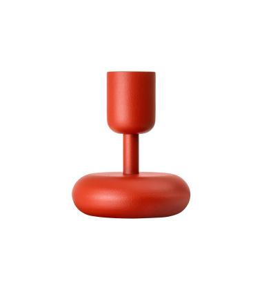 Świecznik NAPPULA Candle Holder 107 mm Kyoto Czerwony