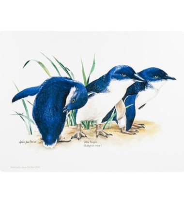 Podkładka na stół w pingwiny 30x40 PINGWINY