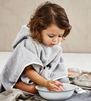 Ponczo dziecięce 60x60 Poncho Towel MERAKI MINI