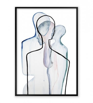 Poster 50x70 MOTHER by PEYTIL