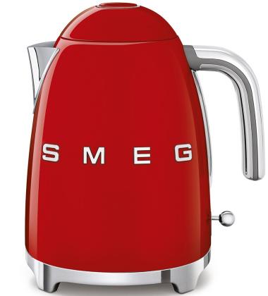 Czajnik elektryczny retro SMEG 50's Style 1,7L Czerwony